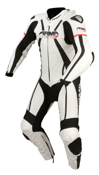 Armr-Moto-Harada-R-Leather-One-Piece-Motorcycle-Suit-White