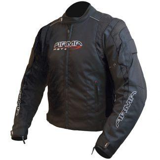 Armr Moto Ikedo 2 Motorcycle Jacket Black