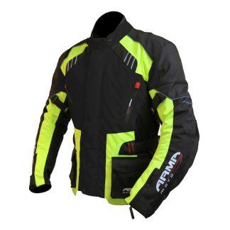 Armr Moto Kiso 2 Motorcycle Jacket Yellow