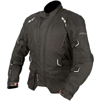 Armr Moto Kumaji Motorcycle Jacket Black