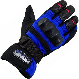 Armr Moto WP525 Motorcycle Gloves Blue