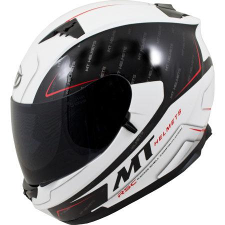 MT Blade SV Boss Motorcycle Helmet Black