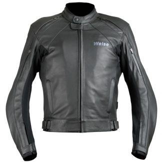 Weise Hydra Leather Motorcycle Jacket