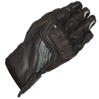 Weise Remus Motorcycle Gloves Black