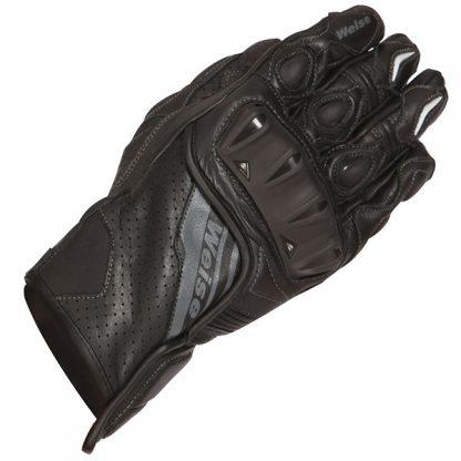 Weise Remus Motorcycle Gloves Black