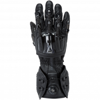 Knox Handroid Motorcycle Gloves Black