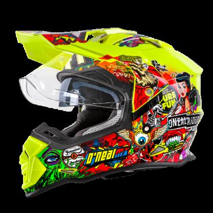 Oneal Sierra Crank Dual Sport Helmet