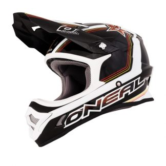 Oneal 3 Series Star Motocross Helmet