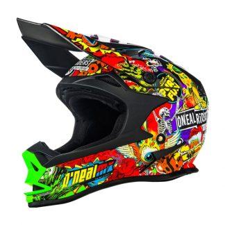 Oneal 7 Series Evo Crank Motocross Helmet