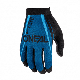 ONeal AMX Blocker Motocross Gloves Blue