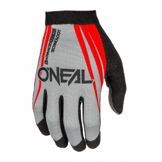 ONeal AMX Blocker Motocross Gloves Grey