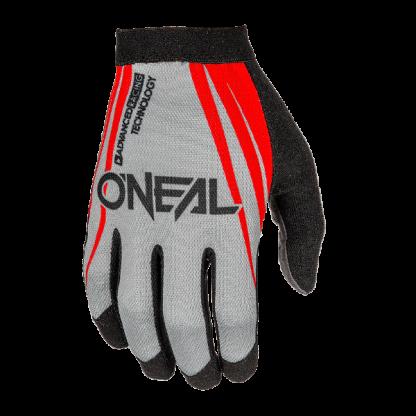 ONeal AMX Blocker Motocross Gloves Grey