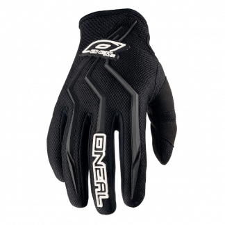 ONeal Element Motocross Gloves Black