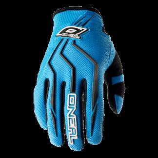 ONeal Element Motocross Gloves Blue