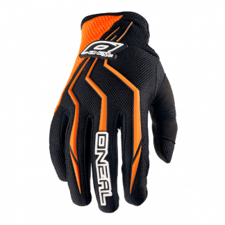 ONeal Element Motocross Gloves Orange
