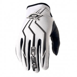 ONeal Element Motocross Gloves White