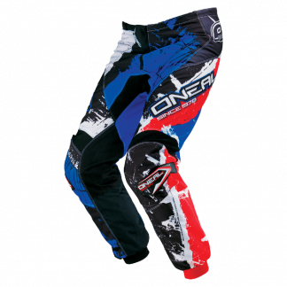 ONeal Element Shocker Motocross Pants Blue