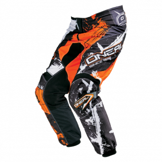 ONeal Element Shocker Motocross Pants Orange