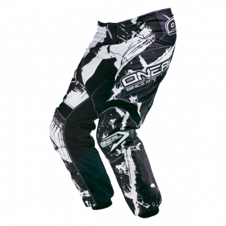 ONeal Element Shocker Motocross Pants Black