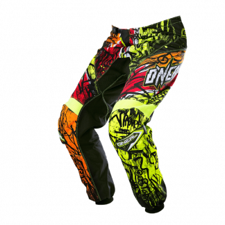 ONeal Element Vandal Motocross Pants Black