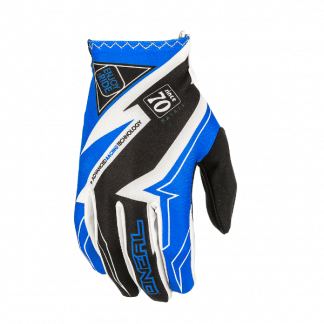 ONeal Matrix Racewear Motocross Gloves Blue