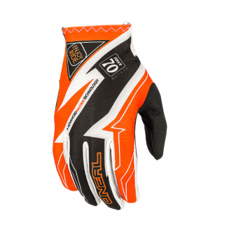 ONeal Matrix Racewear Motocross Gloves Orange