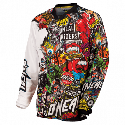 ONeal Mayhem Crank Motocross Jersey
