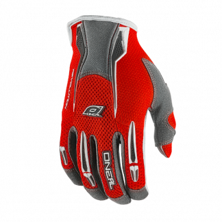ONeal Revolution Motocross Gloves Red