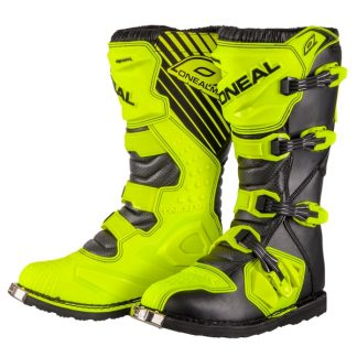 ONeal Rider EU Motocross Boots Yellow