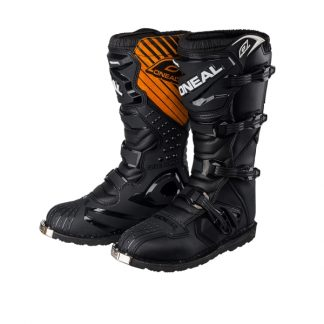ONeal Rider EU Motocross Boots Black