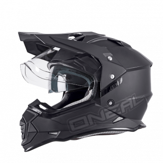 Oneal Sierra Dual Sport Helmet Matt Black