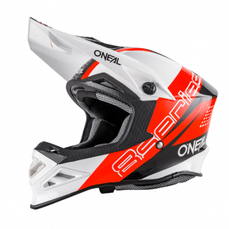 Oneal 8 Series Nano Motocross Helmet Red