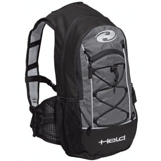 Held To Go Motorcycle Rucksack Black