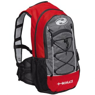 Held To Go Motorcycle Rucksack Red