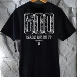 Ride Rich The 600 Club T Shirt