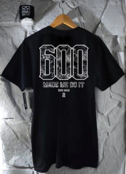 Ride Rich The 600 Club T Shirt