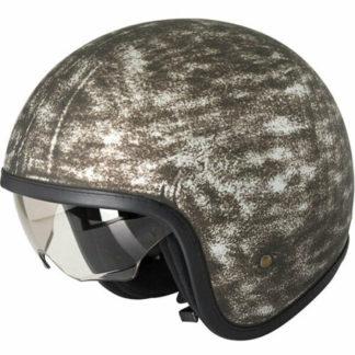 Duchinni D388 Vintage Motorcycle Helmet Iron