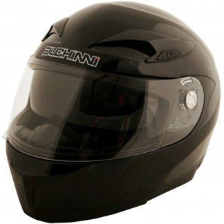 Duchinni D405 DVS Motorcycle Helmet Black