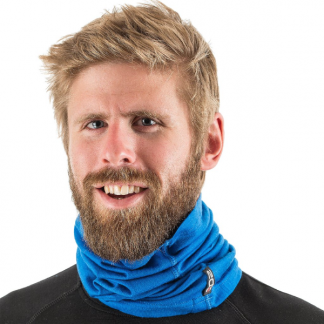 EDZ Merino Wool Multi Tube Blue