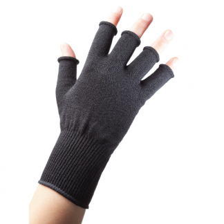 EDZ Merino Wool Fingerless Thermal Liner Gloves