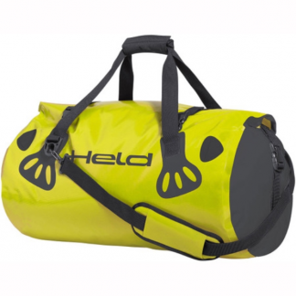 Held Waterproof Motorcycle Carry Roll Bag Yellow