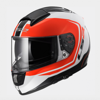 LS2 FF397 Vector Wake Motorcycle Helmet Red