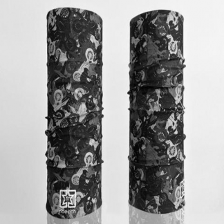 Ride Rich Rider Camo Rich Wrap Grey