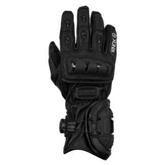 Knox Nexos Motorcycle Gloves Black