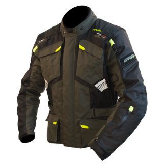 Armr Moto Tottori Evo 2 motorcycle jacket Black