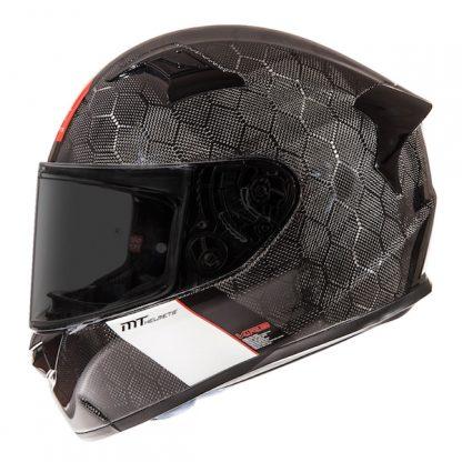 MT KRE SV Snake Carbon Motorcycle Helmet