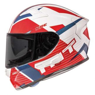 MT KRE SV Rad Motorcycle Helmet Red