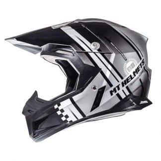 MT Synchrony Endurance Motocross Helmet Black