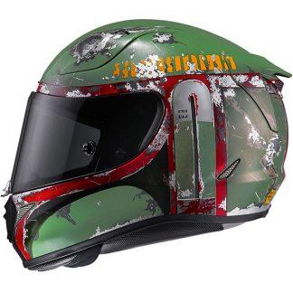 HJC RPHA 11 Boba Fett Motorcycle Helmet