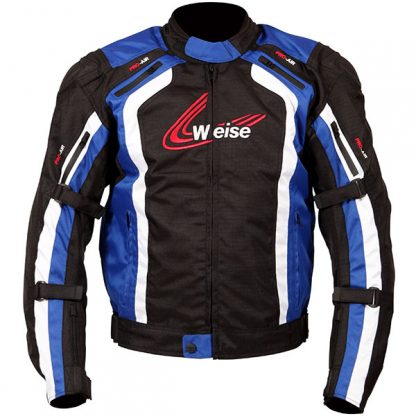 Weise Corsa Motorcycle Jacket Blue